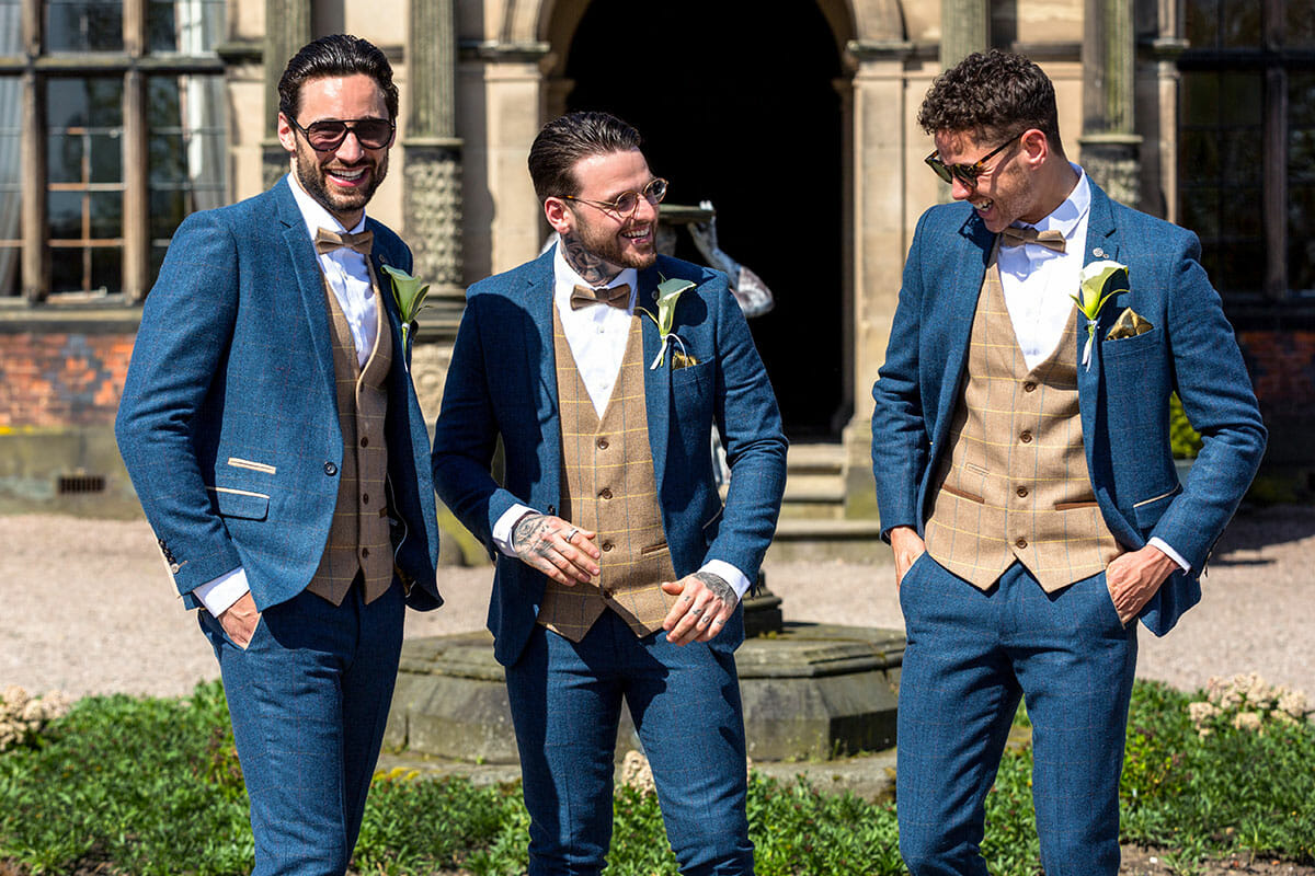 Marc Darcy Suits
