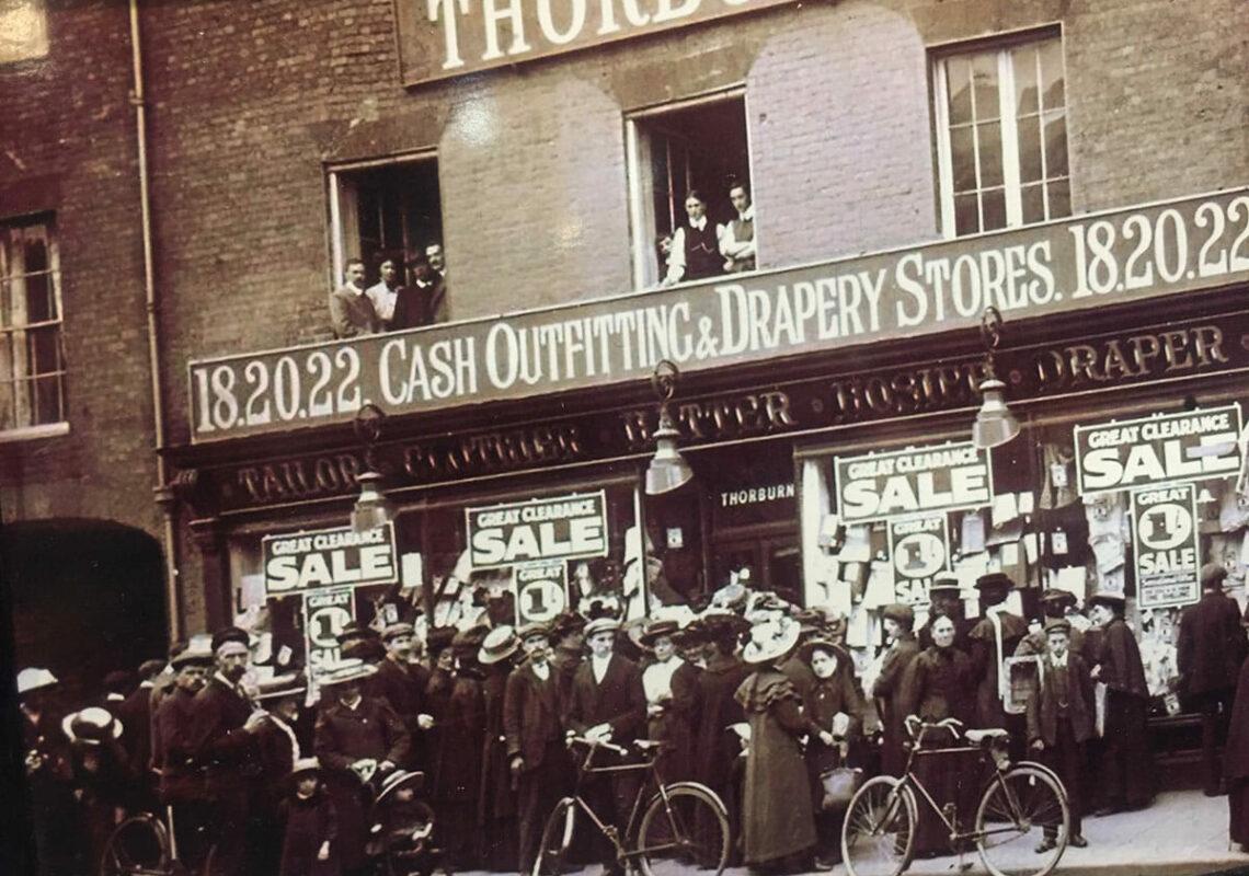 Thorburns History